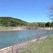 Lake Travis on Cypress Creek County Park
