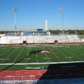 Jack C. Hays High School Football Stadium