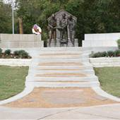 Pflugerville Park - Fallen Warrior Memorial